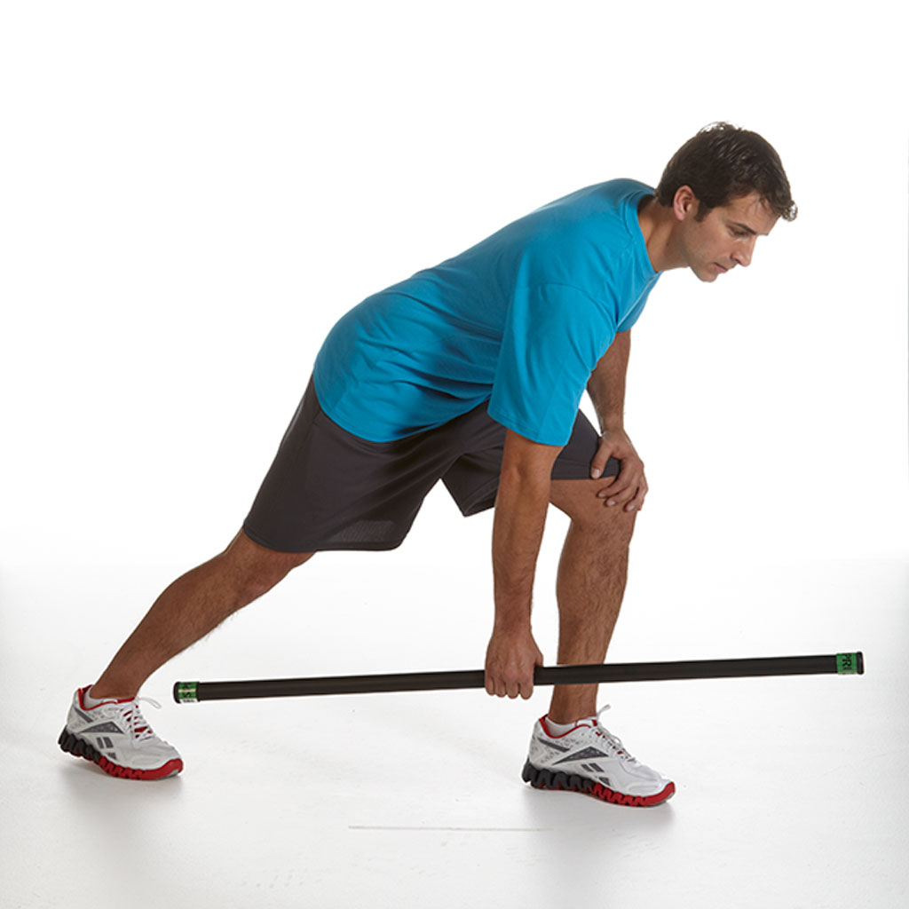 Amazon.com : SPRI Weighted Exercise Bars : Exercise Bars