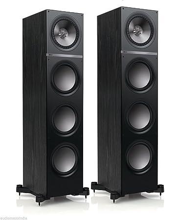 kef tower speakers. kef q-900 tower speaker set of 2 - 8 ohms impedance 200w rms power kef speakers