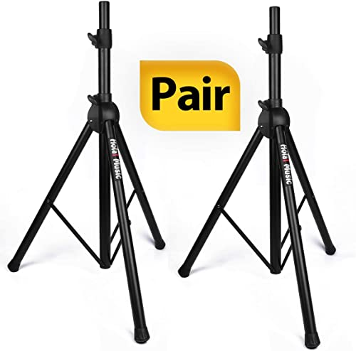 PAIR of PA Speaker Stands by Hola