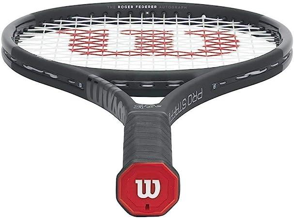 Amazon.com: Wilson Pro Staff RF 97 - Raqueta de tenis con ...