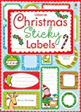 Christmas Sticky Labels