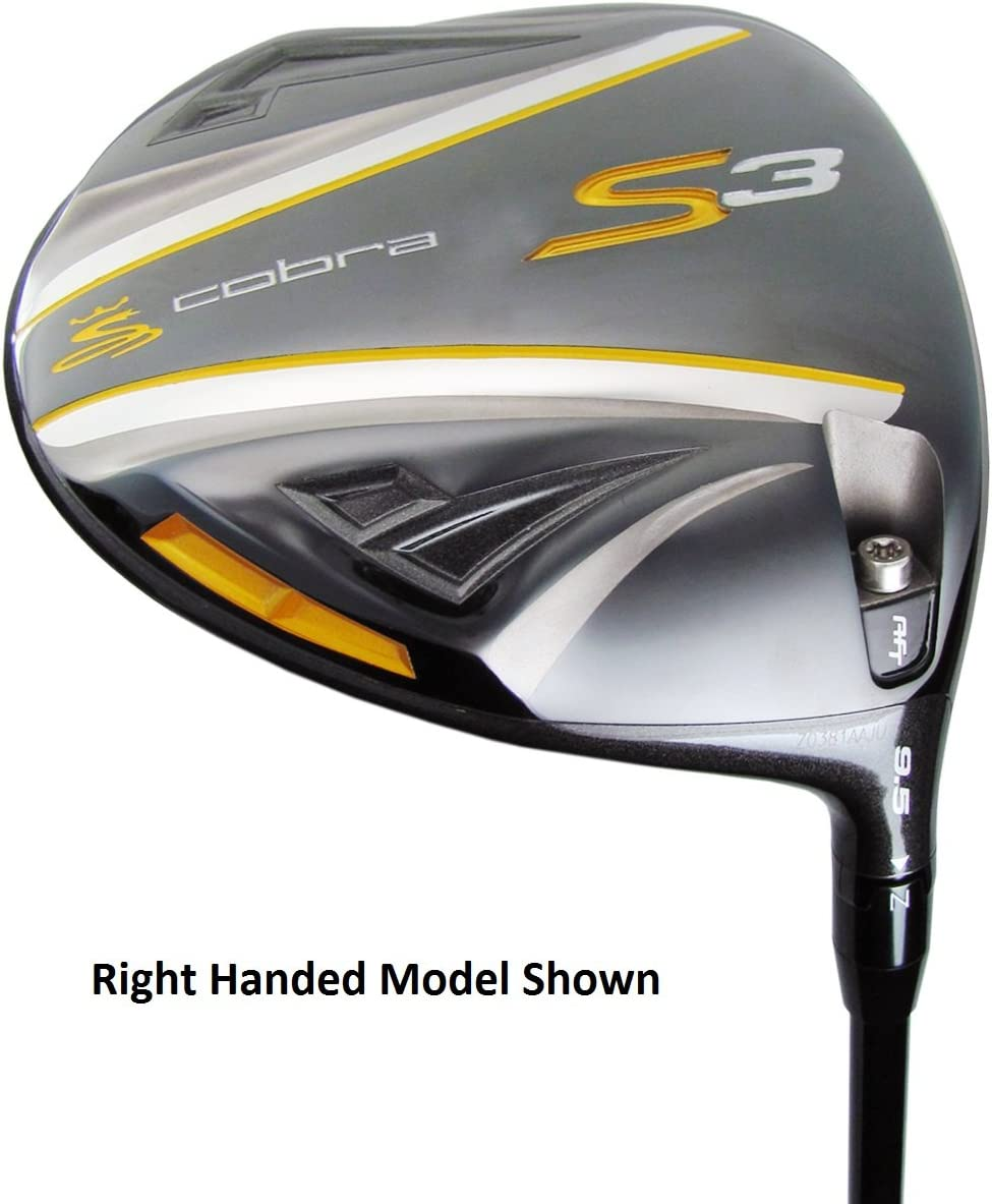Cobra Golf- S3 Adjustable Driver