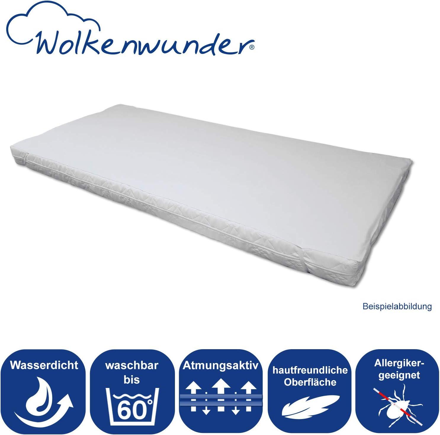 Hygieneauflage Dream Matratzenauflage Nässeschutz und 4 Eckgummis Wolkenwunder