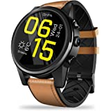 Bfower Smartwatch Unisex Zeblaze THOR4 Pro Android Quad Core 1GB, 16GB BT Camera GPS 4G WiFi Phone Watch