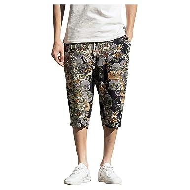 Cocoty-store Pantalones 2019 Pantalones Hombre Pitillo Bolsillo ...