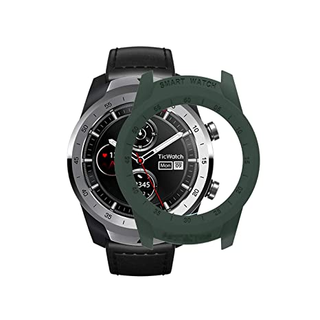 Compatible TicWatch Pro Reloj Elegante Case Cover SIKAI PC Moda ...