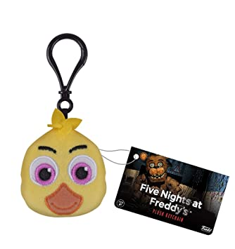 Llavero peluche Pollo Chica. Five Nights At Freddys Funko ...