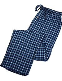 Mens Yarn Dyed Woven Flannel Sleep Lounge Pant