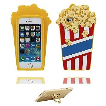 coque iphone 5 pop corn