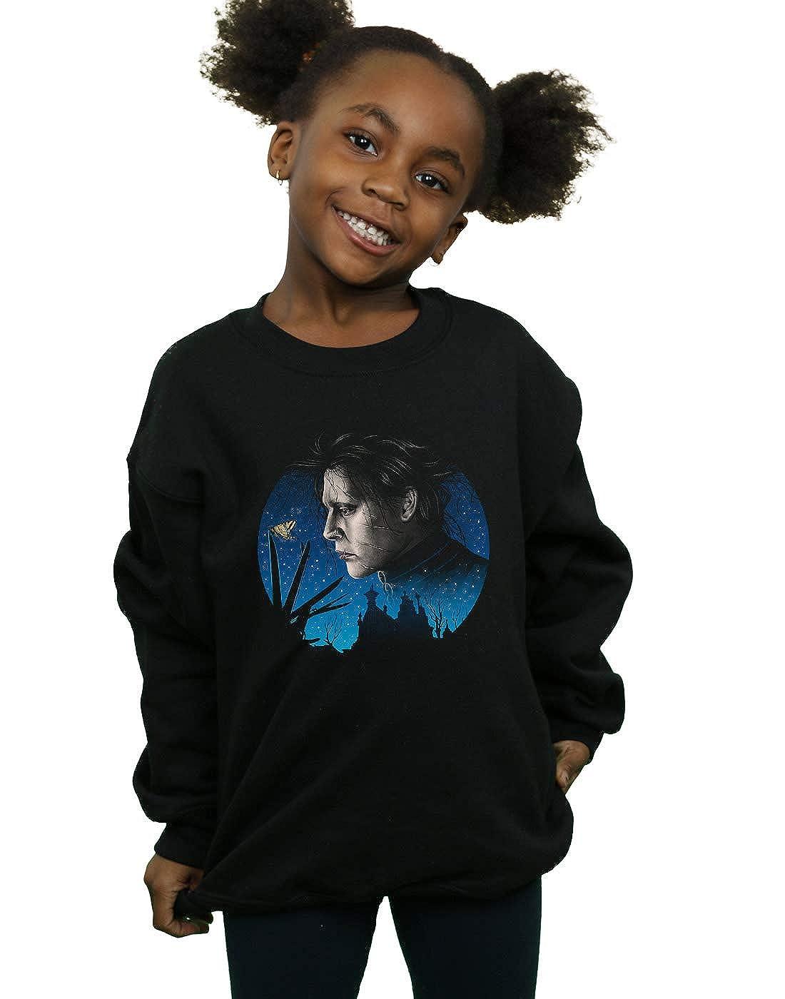 Vincent Trinidad Girls Scissored Gentleman Sweatshirt