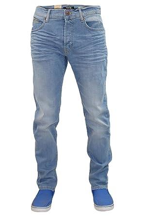 e1b6583fd8 Firetrap Mens Jeans Denim Stretchable Skinny Fit Cotton Trousers Pants:  Amazon.co.uk: Clothing