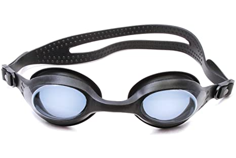 8db4a846b28 Image Unavailable. Image not available for. Color  Splaqua Tinted  Prescription Swimming Goggles (Black ...