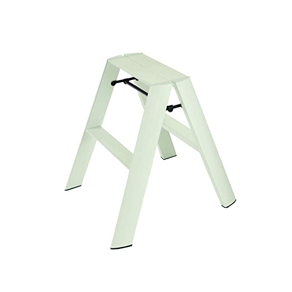 Phenomenal Hasegawa Ladders Ml2 0 2Or Lucano Step Stool 2 Step Orange Caraccident5 Cool Chair Designs And Ideas Caraccident5Info