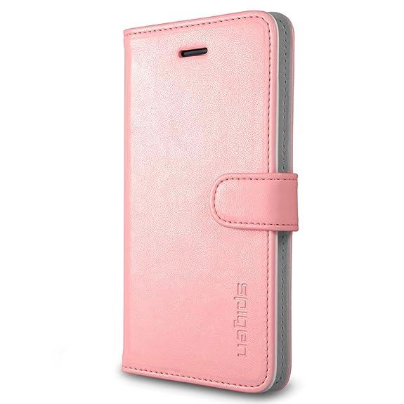 cheap for discount 7ea0b 04017 Amazon.com: Spigen Wallet S iPhone 6 Plus Case with Foldable Cover ...