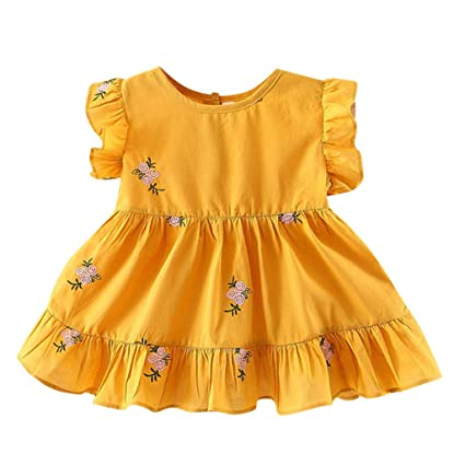 456139823d9eb Amazon.com: ❤ Mealeaf ❤ Newborn Kids Baby Girl Pineapple ...