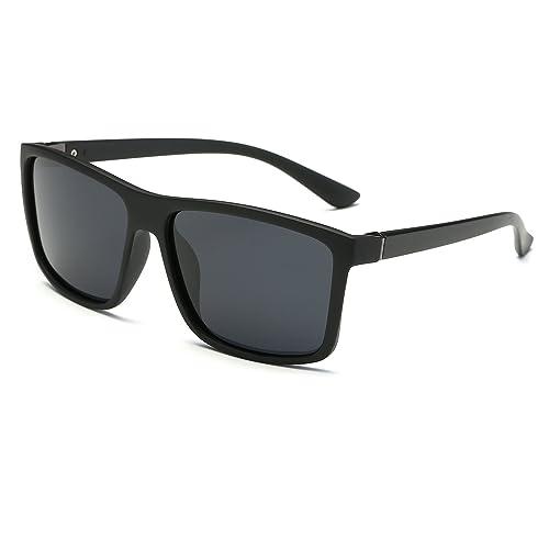 CVOO Unisex Outdoor Driver Polarized Sunglasses Vintage For Men/Women