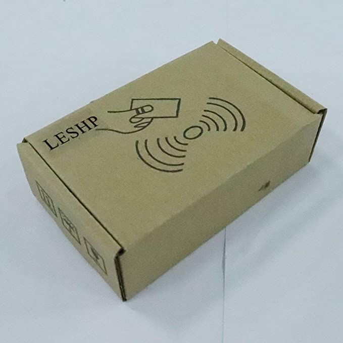 Heaviesk Kopierer-Schreiber-Handheld 125Khz EM4100 RFID-Kopierer-Schreiber-Kopierer-Programmierer-Leser kompatibel mit EM4305 T5577 CET5200 EN4305