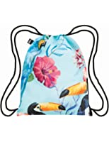 LOQI Wild Birds Backpack