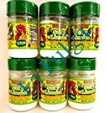 Sal y Limon - Salt & Lime Powder Mexican Seasoning Pico de Gallo's 6 Total