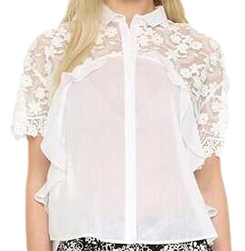 Zauberkirschen - Camisas - Semitransparente - para mujer