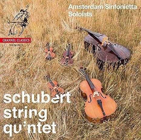 Amsterdam Sinfonietta Soloists Schubert String Quintet Amazon