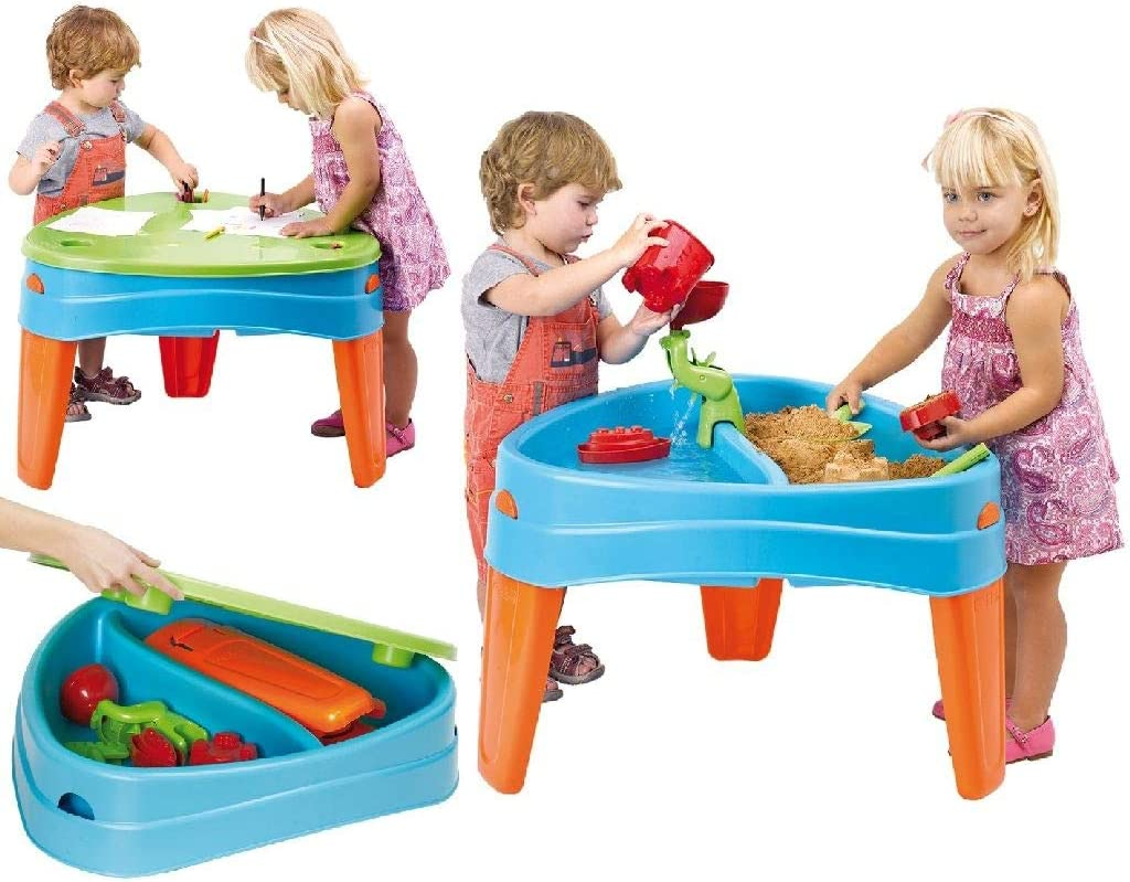 FEBER- Mesa Play Island Table, Color (Famosa 800010238): Amazon.es ...