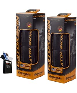 Bike A Mile Continental GatorSkin DuraSkin Tire 2-Pack Value Pack