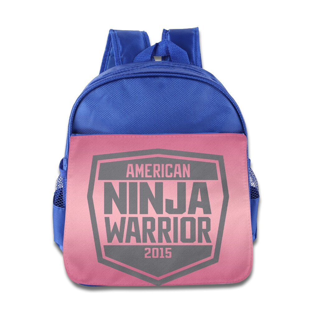 amone American Ninja warriory niños Pre escuela mochila rosa ...