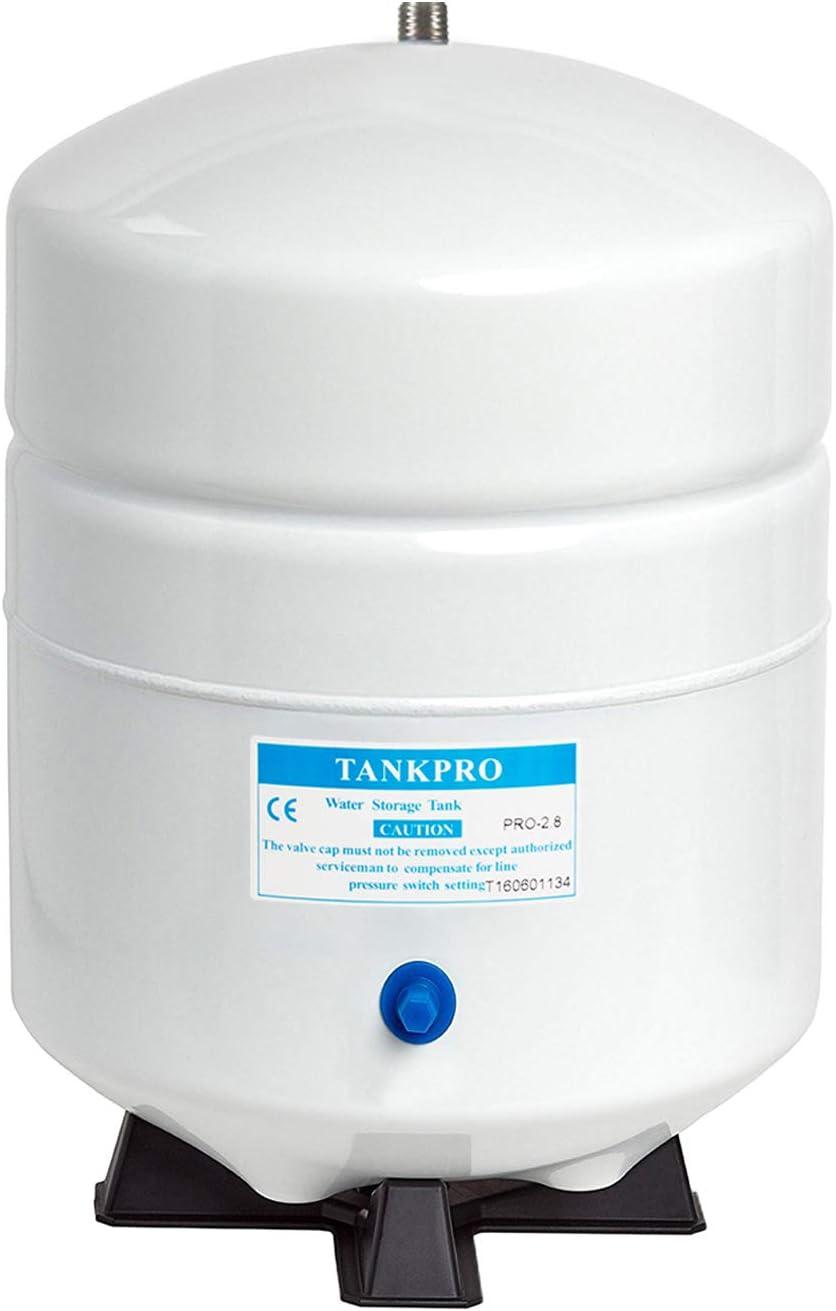 Geekpure 2.8 Gallon Reverse Osmosis Storage Tank