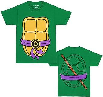 Amazon.com: Teenage Mutant Ninja Turtles TMNT - Camisetas ...