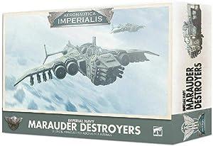 Games Workshop Warhammer 40K: Aeronautica Imperialis - Imperial Navy Marauder Destroyers