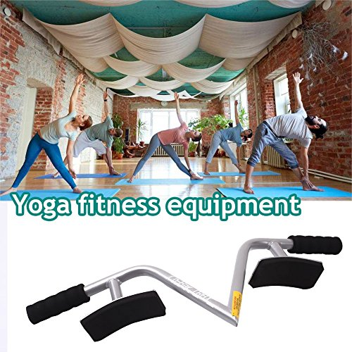Forfar Portable Spinal Traction Device Strength Yoga Support Rack Stands Easy Comfortable Body Therapy by Forfar