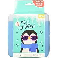 Fit & Fresh - Paquetes de hielo reutilizables