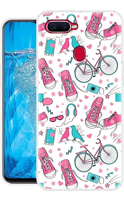 Mojolo Printed Designer Theme Back Cover Cases for Oppo: Amazon in