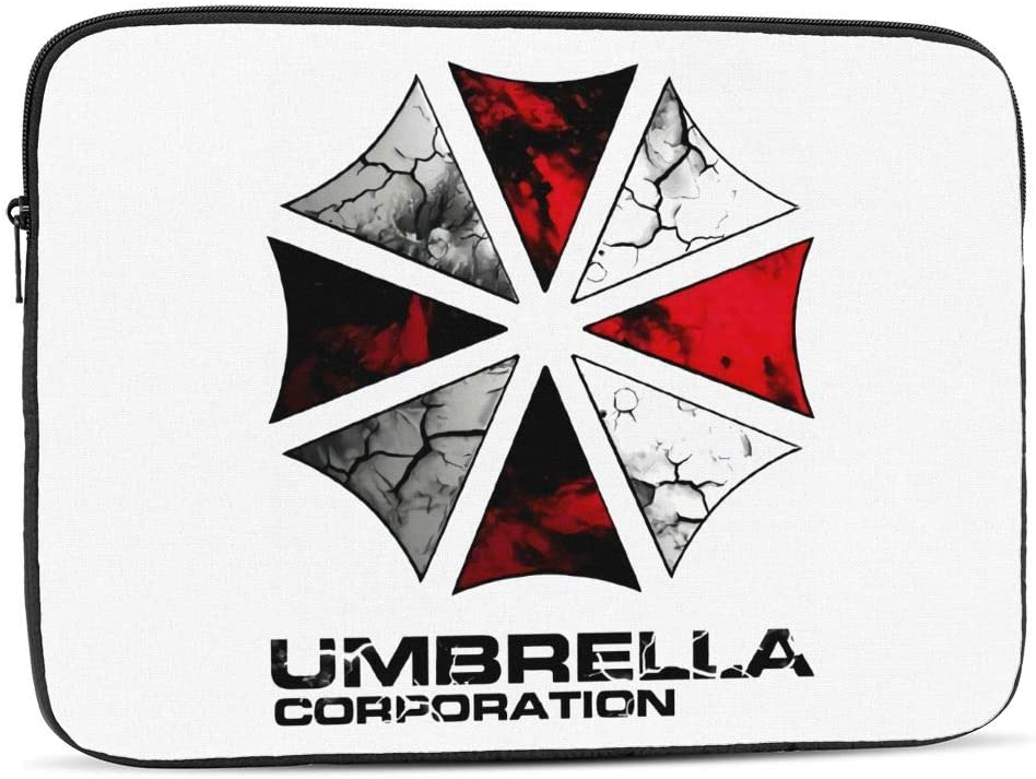 Resident Evil Umbrella Corporation Laptop Sleeve Case for Apple 10-17 Inch New MacBook