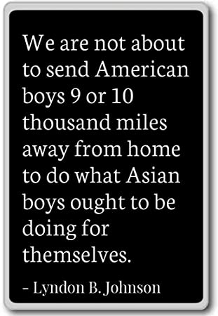 Remarkable, asian boys should be doing themselves
