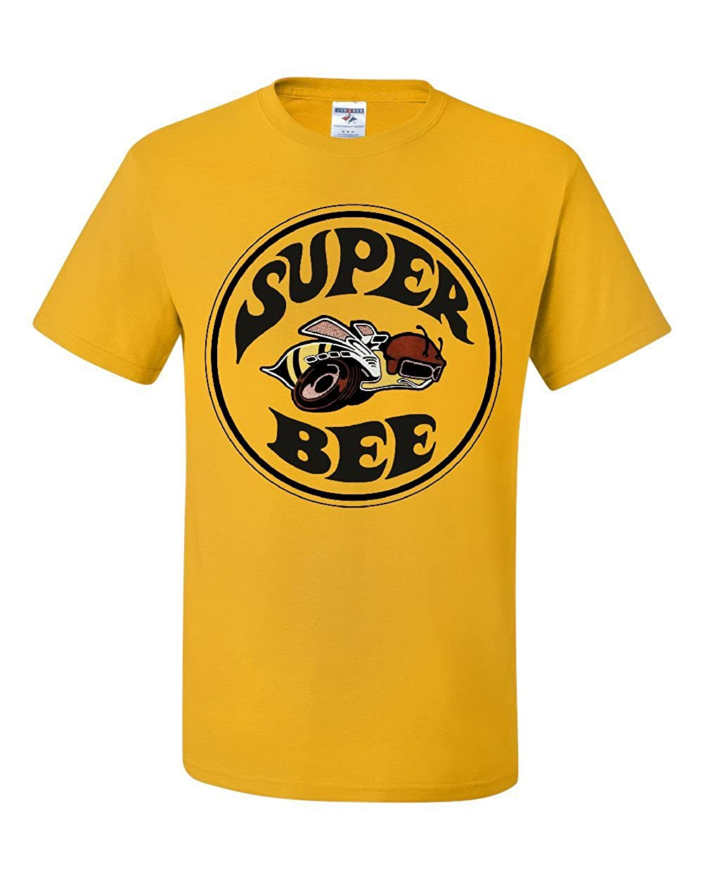 010cd713 Amazon.com: Dodge Super Bee T-Shirt American Muscle Car Tee Shirt: Clothing