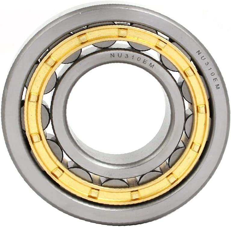 788821b2-a222-11e9-8d7c-4cedfbbbda4e X-Dr NU310EM 110mmx50mmx27mm Single Row Cylindrical Roller Bearing