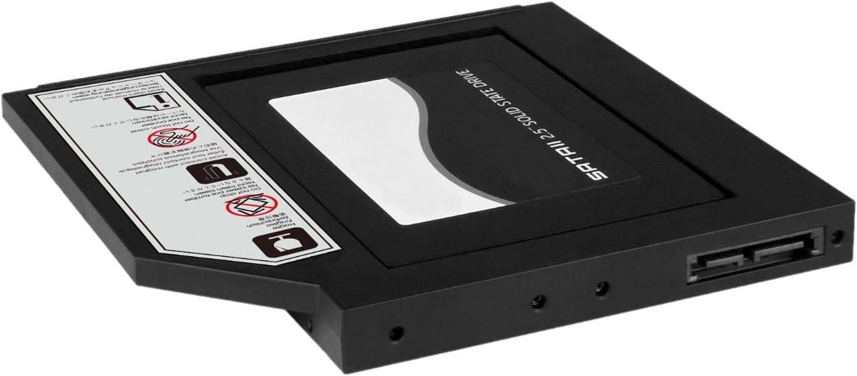 Hehilark Convertisseur de c/âble Adaptateur SSD pour Pilote de Disque Dur USB 3.0 vers SATA 22 de 2,5 Pouces