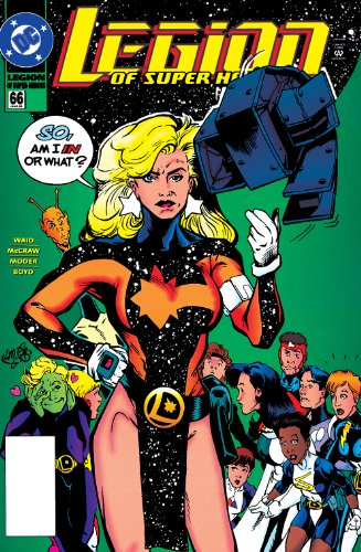 Legion of Super-Heroes (1989-2000) #66