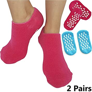skin softening socks