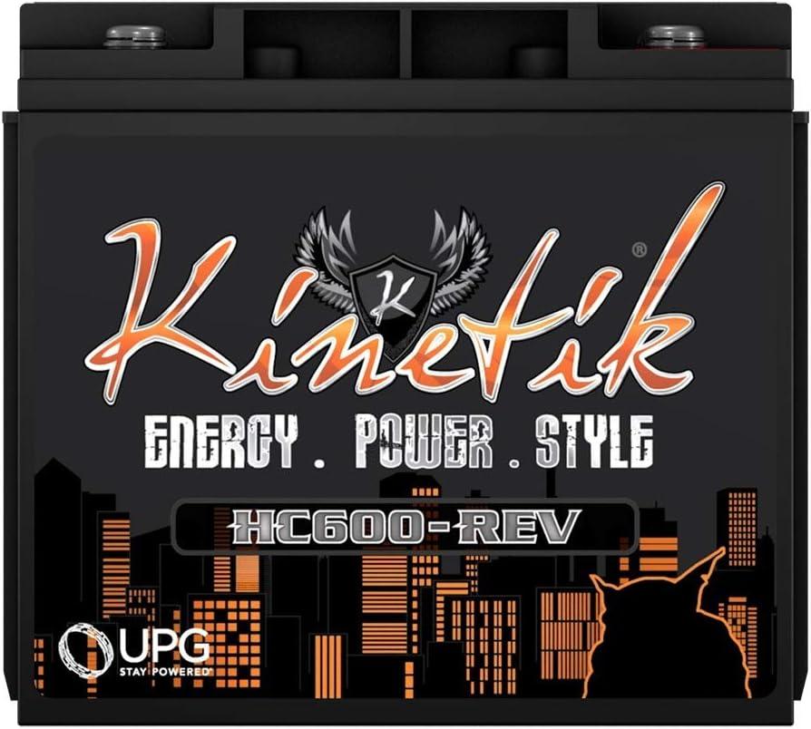 Kinetik HC600 BLU AGM Power Cell