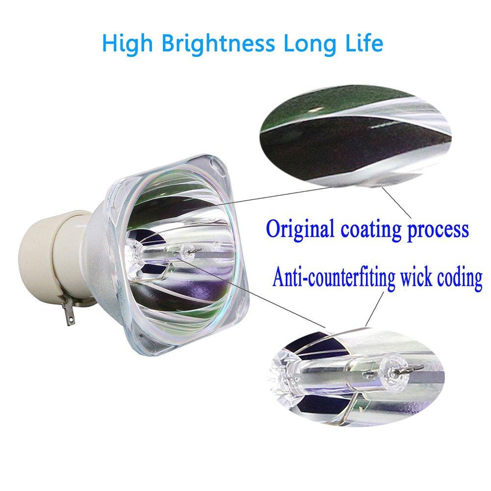Angrox UHP 190W/160W 0.9 E20.9 lámpara de proyector para Varios ...