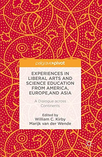 PDF DOWNLOAD Experiences In Liberal Arts And Science Education From America Europe Asia A Dialogue Across Continents Best Seller By