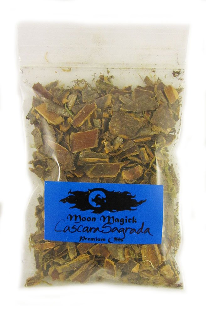 Cascara Sagrada Raw Herb by Moon Magick (Image #1)