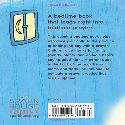 Amazon com: Good Night: A Toddler's Bedtime Prayer (9781506424972
