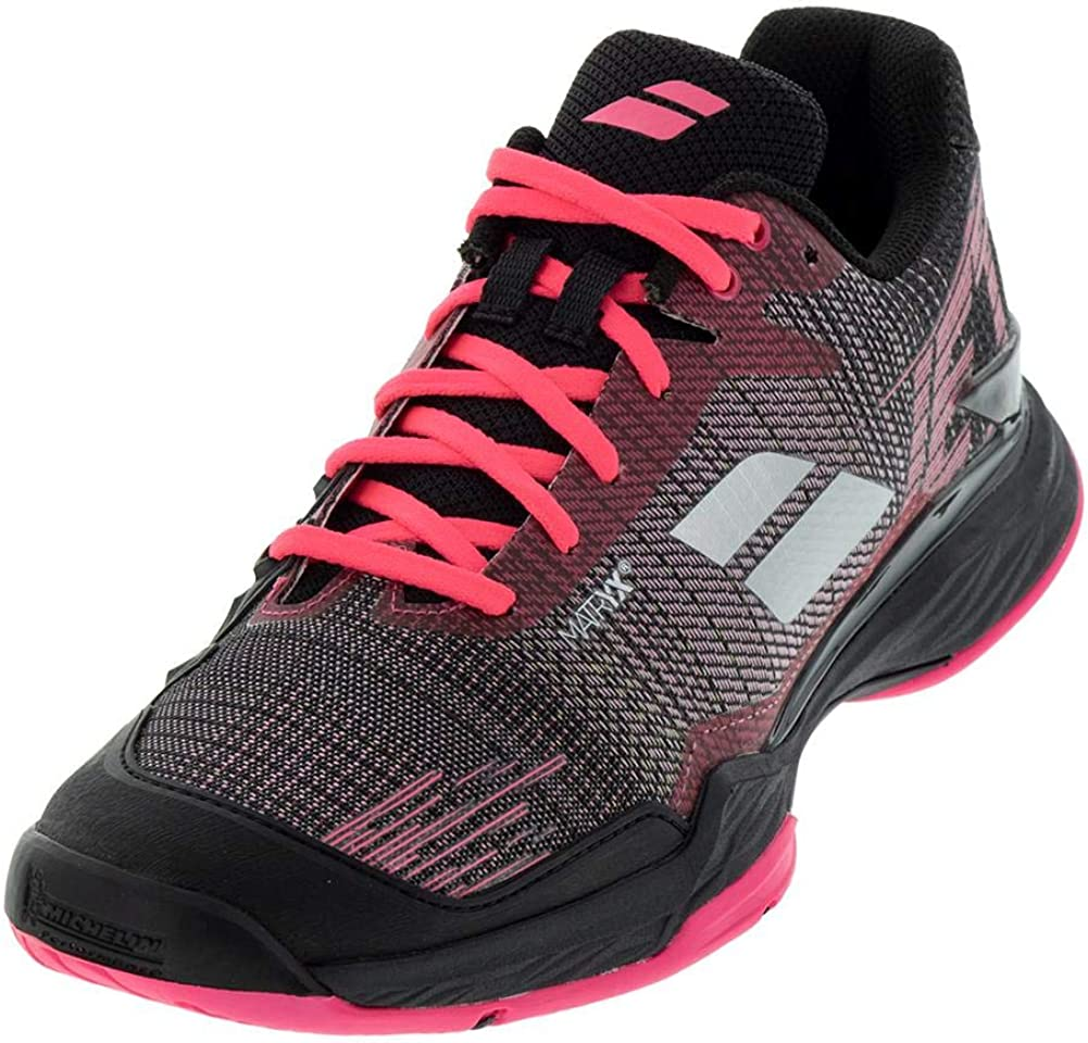 Babolat Women's Jet Mach II Clay Court Tennis Shoes