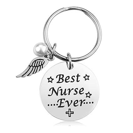 Enfermera llavero regalos para las mujeres - Enfermería ...
