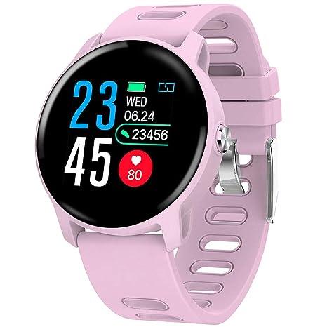 Amazon.com: FEDULK Android iOS Sports Smart Watch Fitness ...