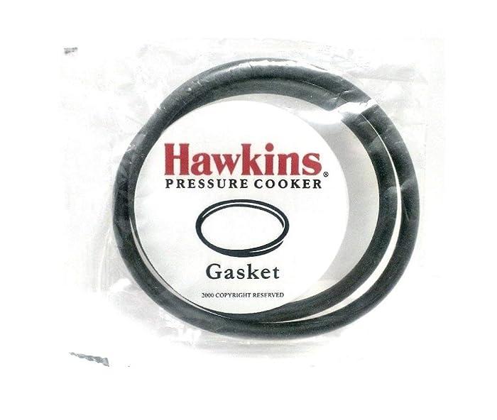 Hawkins B10-09 Gasket for Sealing Ring, 3.5 to 8-Liter Pressure Cooker, Black